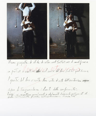 Michele Zaza, 'Senza titolo', 1976