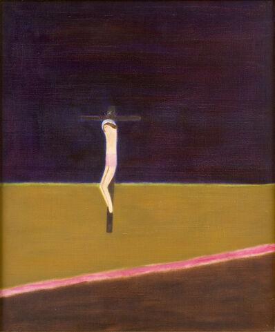 Craigie Aitchison, 'Crucifixion', 1971-1973