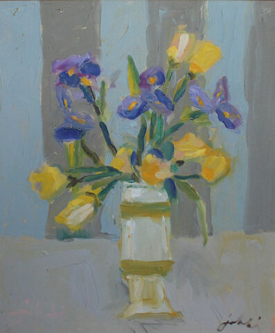 Zygmund Jankowski, 'Irises', N/A