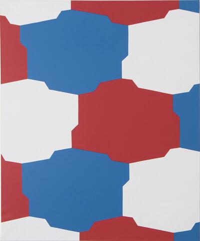 François Ristori, 'Traces-formes (No.61)', 2000