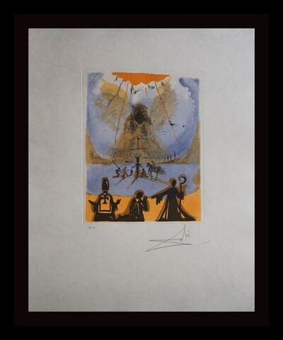 Salvador Dalí, 'La Vida es Sueno Apotheose', 1973