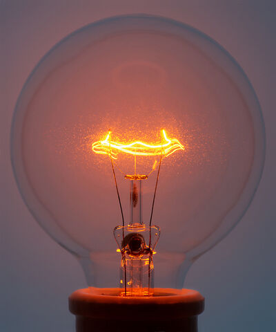 Amanda Means, 'Light Bulb 4', 2018
