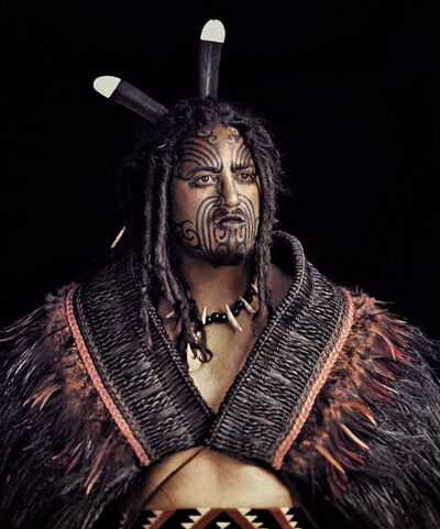 Jimmy Nelson, 'IX 125 // IX Maori, New Zealand', 2011