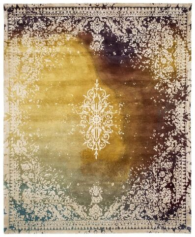 Jan Kath, 'Vico Angaa Special Rocked rug', 2018