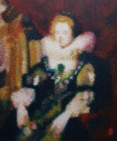 Roldan Manok C. Ventura, 'After Peter Paul Rubens (Anne of Austria)', 2019