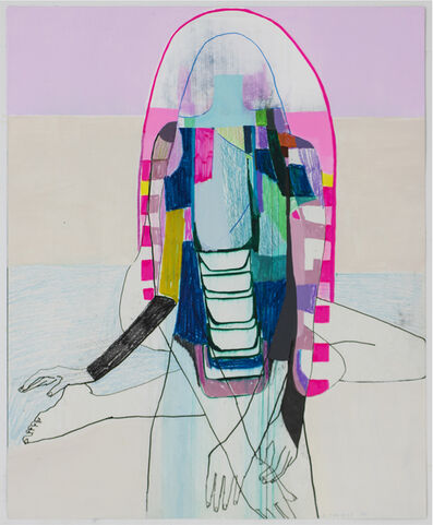 Kristen Schiele, 'Jester', 2019