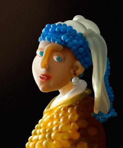 Kelly Cheatle & Larry Moss, 'Pearl Earring', 2020