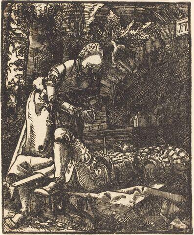 Albrecht Altdorfer, 'Pyramus and Thisbe', 1513