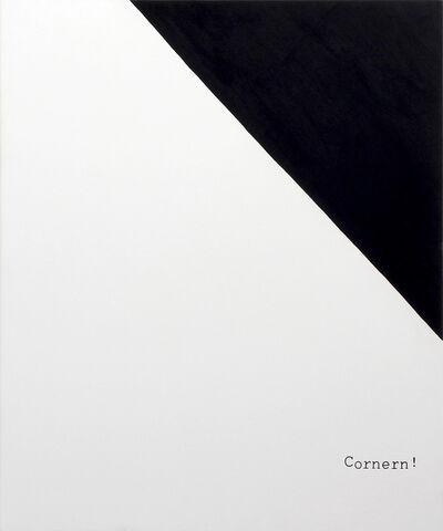 Johan Schäfer, 'Cornern', 2018