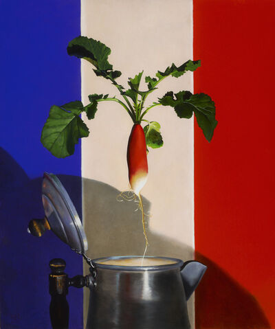 Heather Neill, 'French Breakfast Radish', 2014