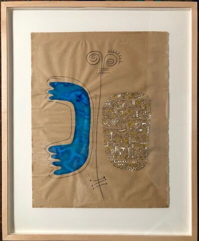 Victor Ekpuk, 'Untitled II', 2011