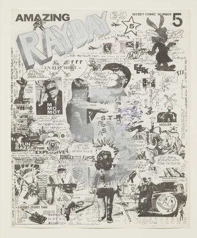 Jeff Keen, 'Secret Comic Number 5', 1967