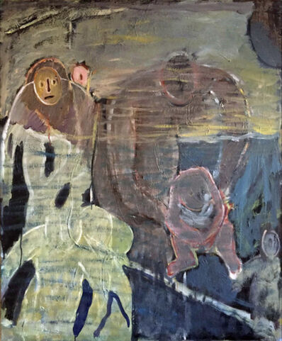 Richard Castellana, 'Drowning', 2018