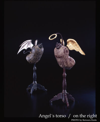 AKIO OHMORI, 'Angel's Torso', 2007