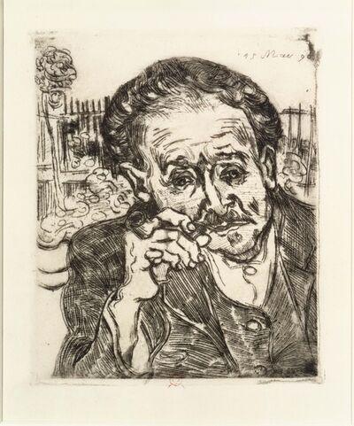 Vincent van Gogh, 'Dr. Gachet', 1890