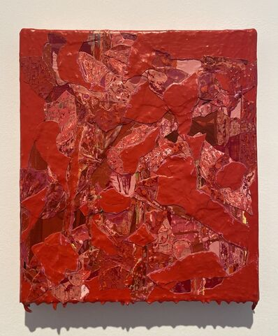 Christina Zurfluh, 'Red', 2018-2019
