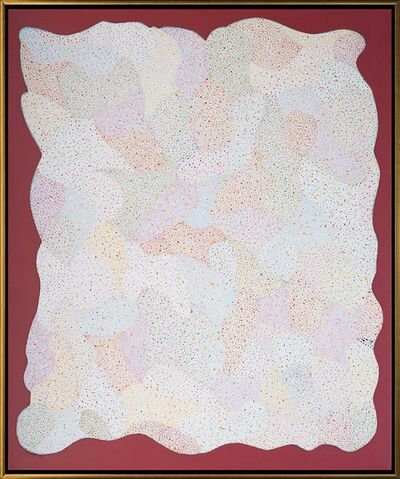 Made Wianta, 'Red Coral Reef', 2011