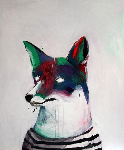 Hanna Ilczyszyn, 'Foxy head', 2014