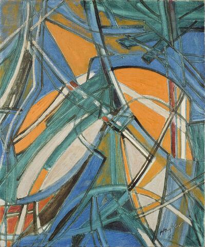 Stanley William Hayter, 'Masque', 1955