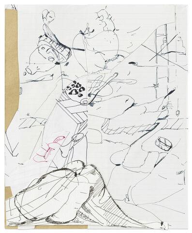 Stefanie Heinze, 'Untitled (Turmoil)', 2020-21