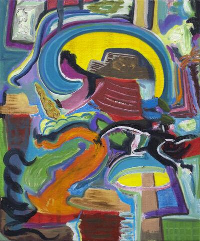 Shai Yehezkelli, 'Parable Painting', 2020
