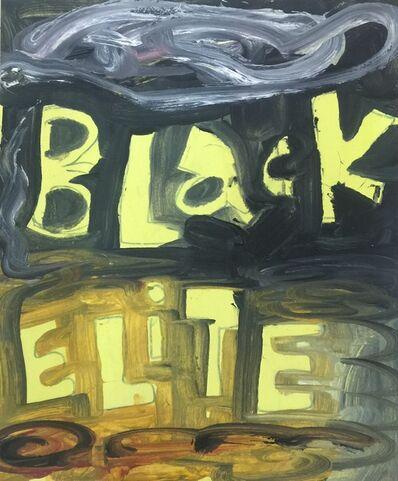 Jeffrey Spencer Hargrave, 'Black Elite', 2016