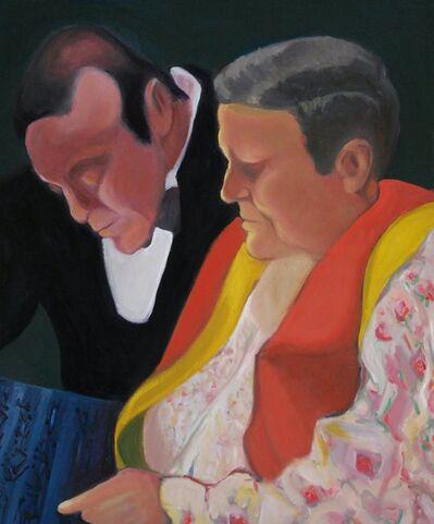 Robert Forte, 'Virgil Thomson and Gertrude Stein', 2019