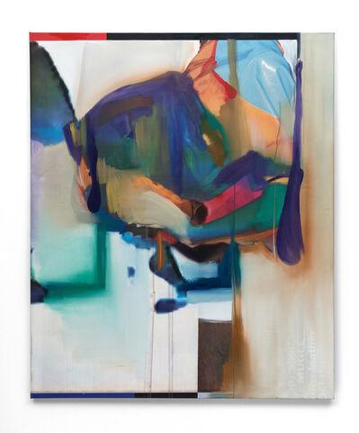 Andreas Diefenbach, 'Rockwrok (Masse ist Energie)', 2019