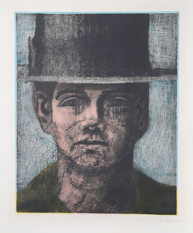 Aaron Fink, 'Head', 1985