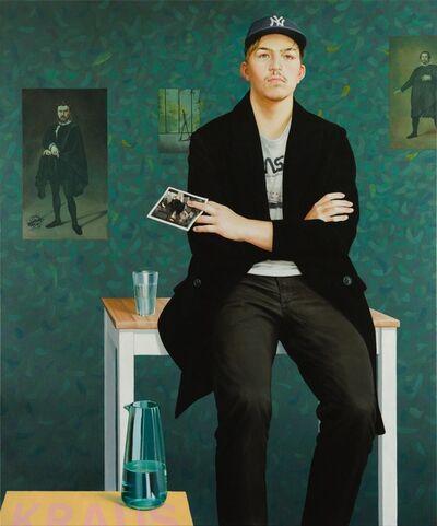 Jonathan Kraus, 'Leo 2 ', 2020
