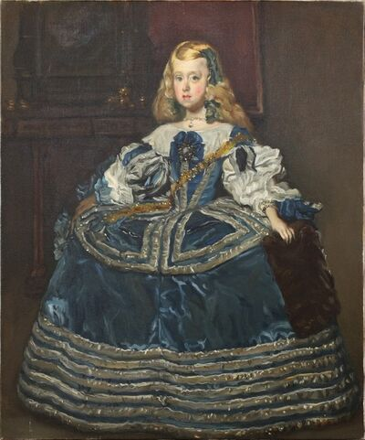 Chen Danqing, 'After Diego Velázquez', 2014