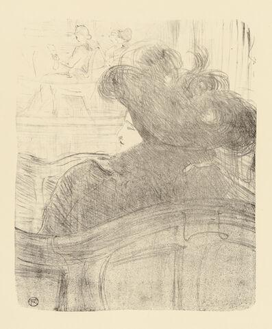 Henri de Toulouse-Lautrec, 'CLÉO DE MÉRODE', 1898