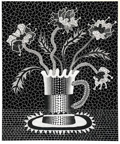 Yayoi Kusama, 'Flowers BH', 1993