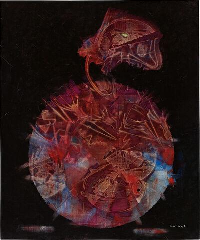 Max Ernst, 'Personnage', circa 1956