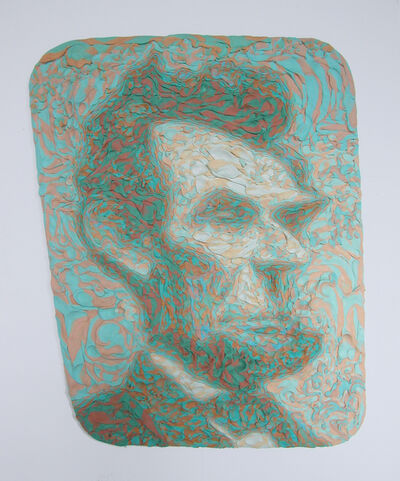 James Esber, 'Light Green Lincoln', 2009
