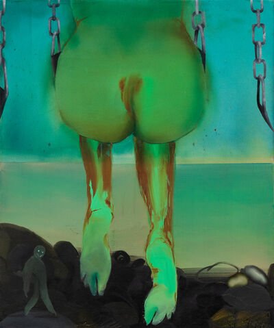 Elizabeth Glaessner, 'Swinging Satyr', 2019