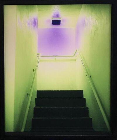 Catherine Yass, 'Stairs Photo 2', 1998-2002