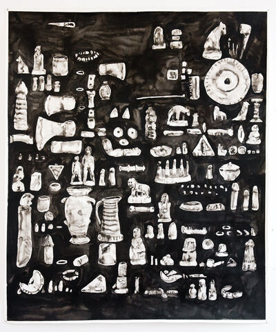 Guðmundur Thoroddsen, 'Objects from an Imaginary History', 2011
