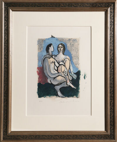 Pablo Picasso, 'La Couple, 1930', 1979-1982