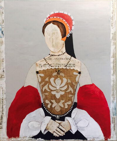 Maria Torroba, 'Queen Maria Tudor', 2017
