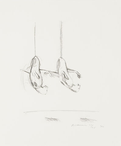 Bruce Nauman, 'Untitled (C.63)', 1989-1990