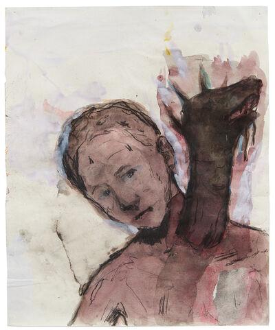 Enrique Martínez Celaya, 'The Companion (with mercy)', 2019