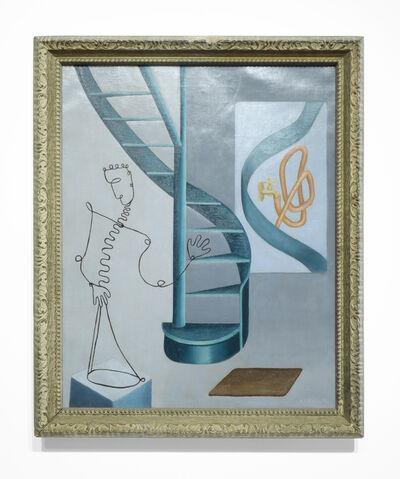 Sari Dienes, 'Staircase', 1936
