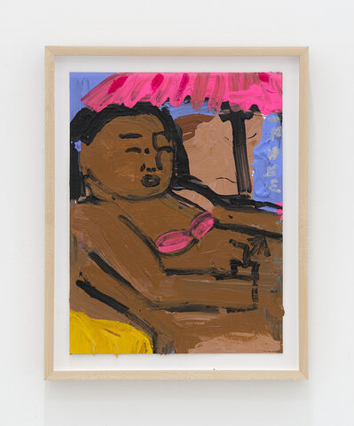 Monica Kim Garza, 'At La Playa', 2021