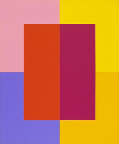 Karl Benjamin, '#3', 1975