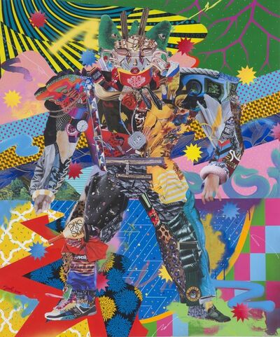 Yoh Nagao, 'Genealogy II', 2019