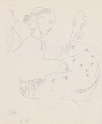 Andy Warhol, 'Bali, Indonesia', 1956