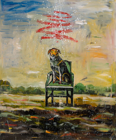 Nicky Nodjoumi, 'After the Wind', 2016