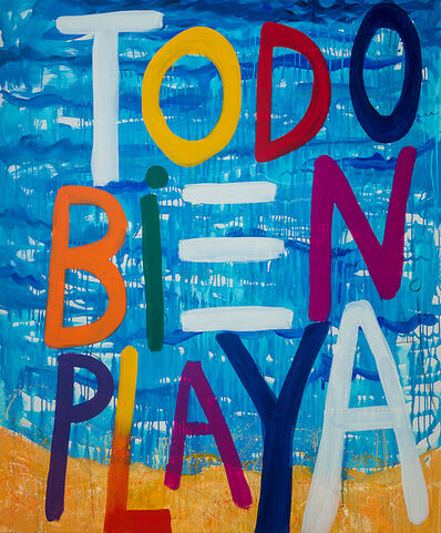 Jorge Zeno, 'Todobien - Playa ', 2020