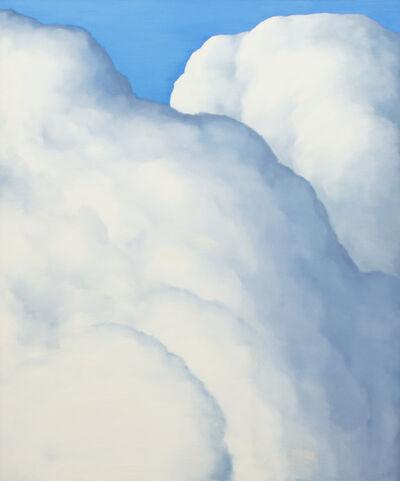 Karen Gunderson, 'Sky Journey', 1985
